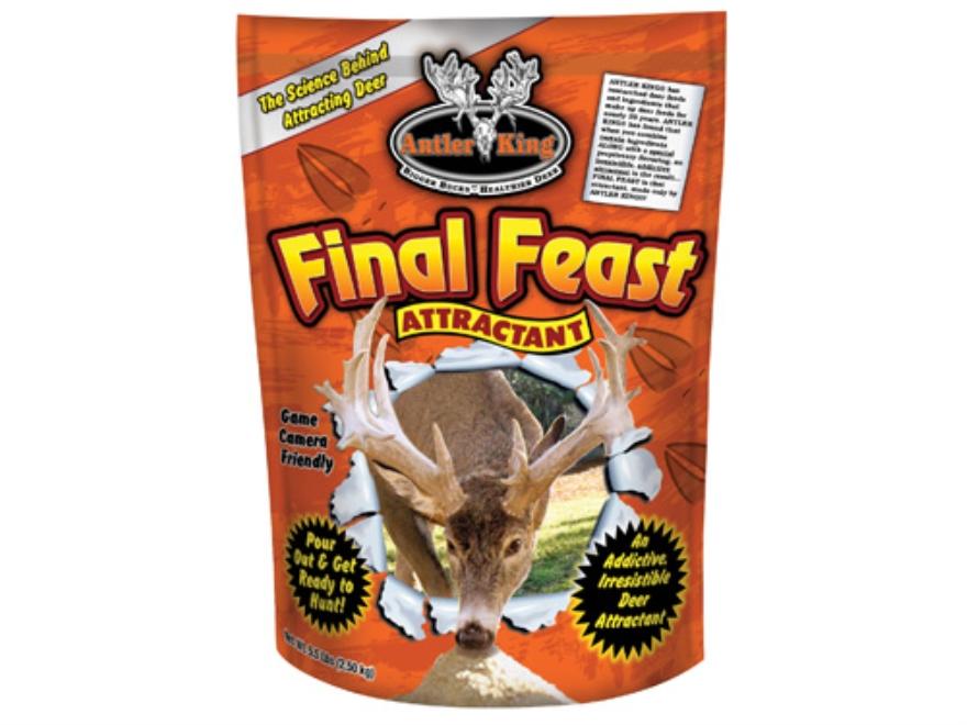 Antler King Final Feast Deer Attractant Granular 5.5 lb