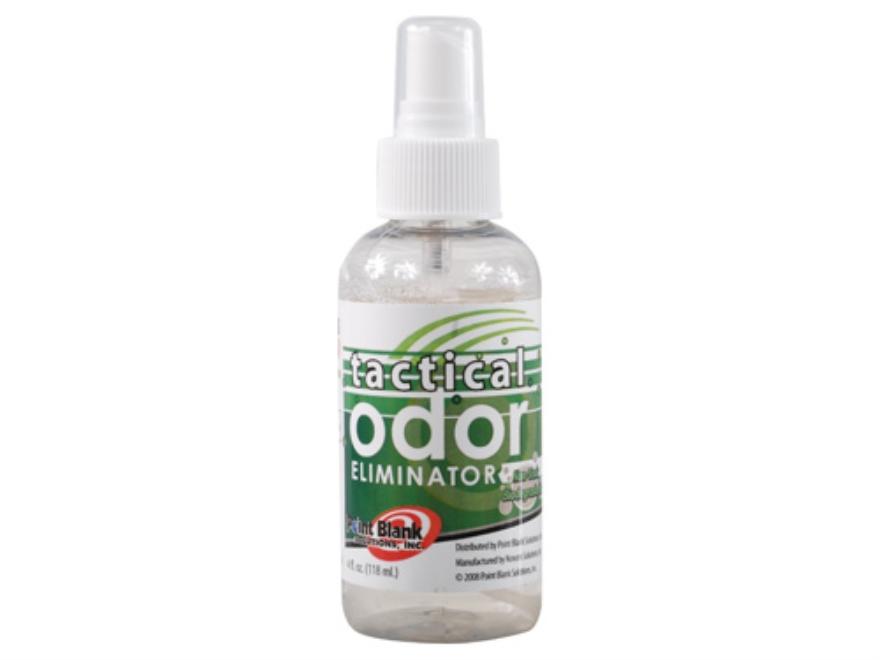 Point Blank Tactical Odor Eliminator Spray Liquid 4 oz