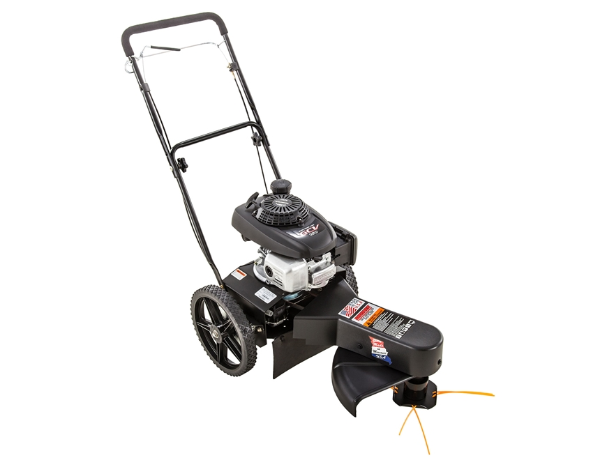 "Swisher Easy Glide Self Propelled String Trimmer 22"" with 4.4 HP Honda Engine"
