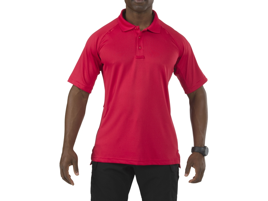 5.11 Men's Performance Polo Short Sleeve Polyester