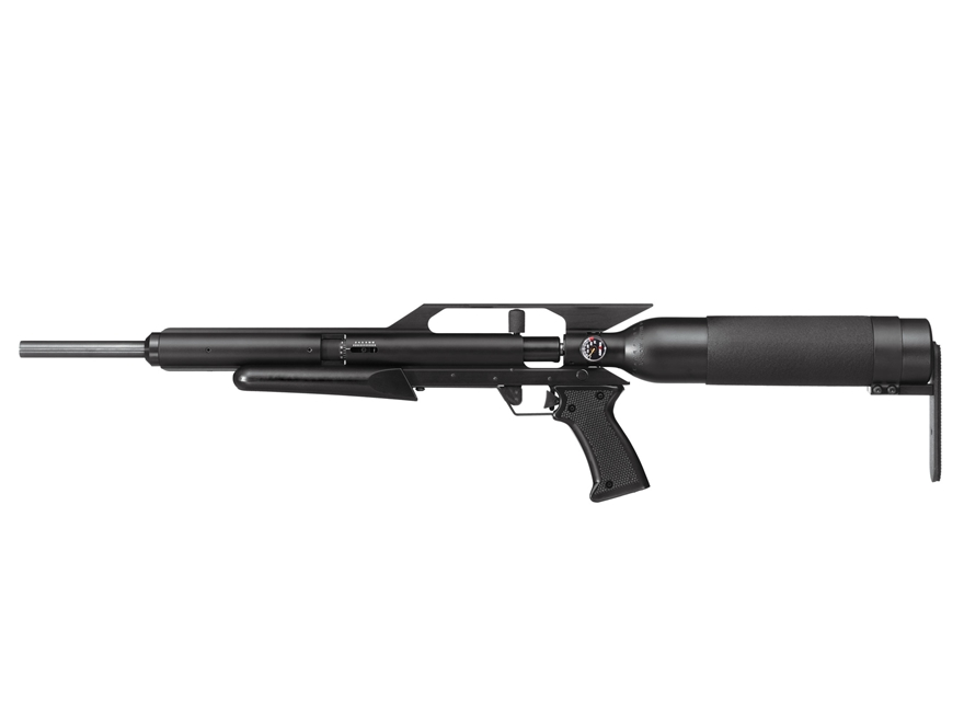 Airforce Talon PCP Air Rifle Black Synthetic Stock Matte Barrel