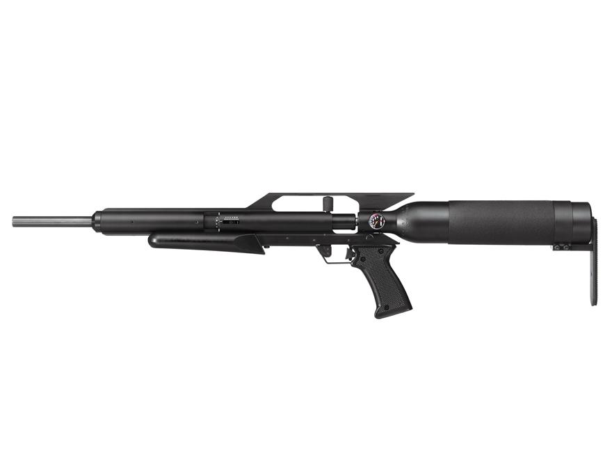 Airforce Talon PCP Air Rifle 177 Caliber Pellet Black Synthetic Stock Matte Barrel- Ble...