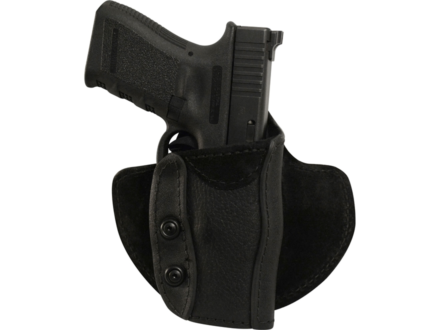 Military Surplus Paddle Holster Grade 1 Right Hand 1911 Officer, Glock 19, 23, 26, 27, ...