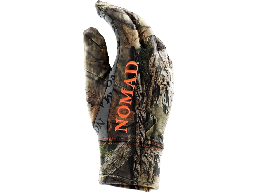 Nomad Men's Heartwood LVL1 Liner Gloves Polyester