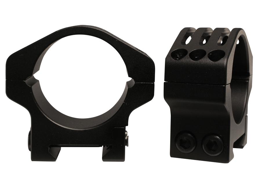 Xtreme Hardcore Gear Ranger Picatinny-Style Rings Matte