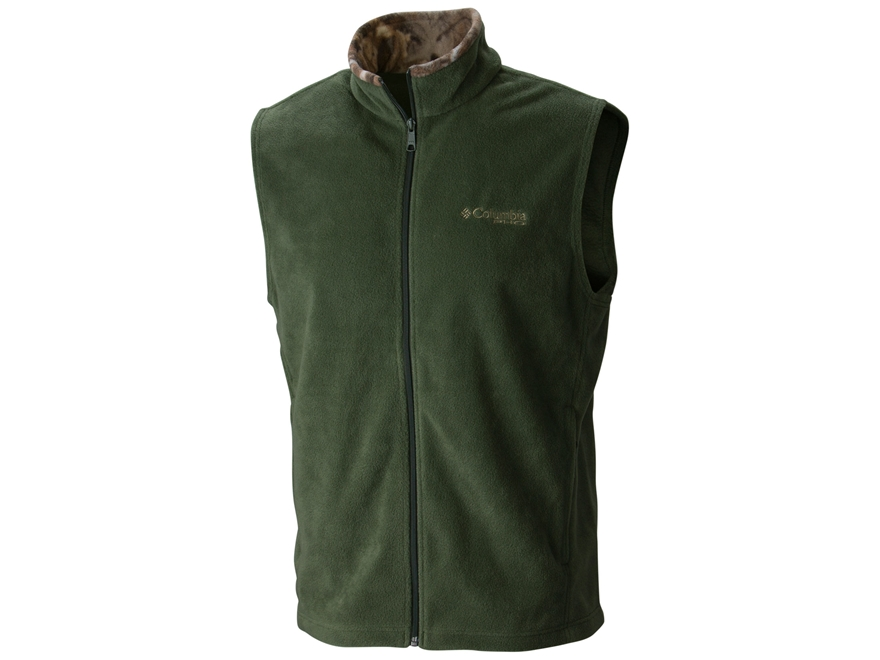 Columbia Men's PHG Fleece Vest Polyester