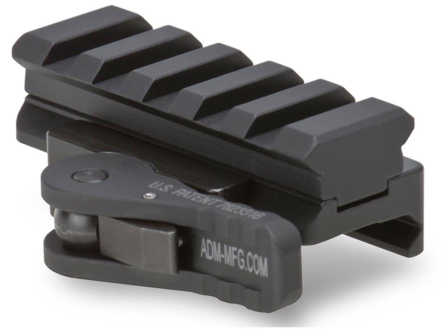 Vortex Optics Quick-Release Picatinny-Style AR-15 Flat-Top Razor Red Dot Mount Lower 1/...