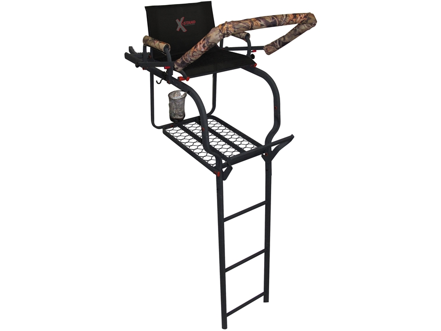 X-Stands The Duke 20' Single Ladder Treestand Steel