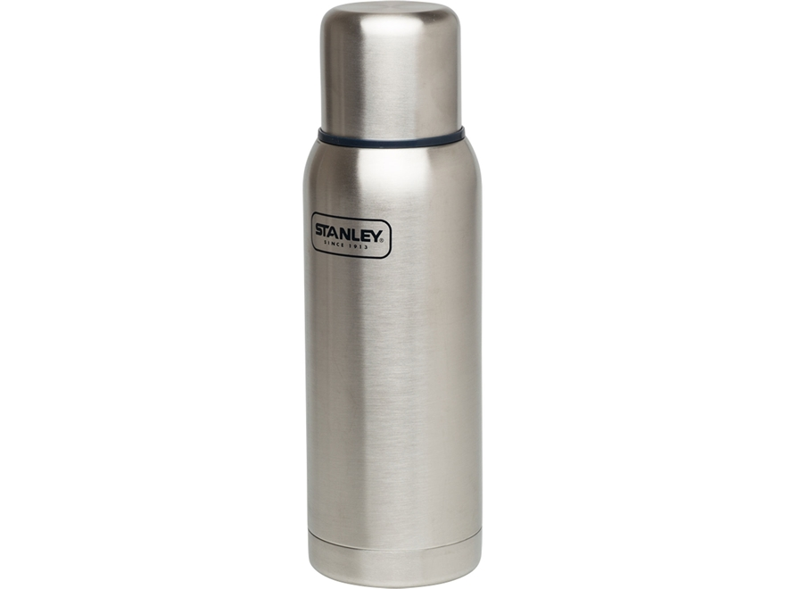 Stanley Adventure Vacuum Bottle 1.1 Qt Stainless Steel