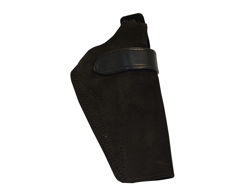 "Galco Wraith Belt Holster Right Hand Taurus Judge 3"" Cylinder 3"" Barrel Leather Black"