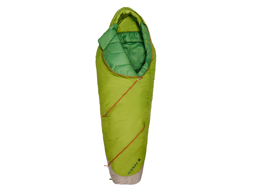 Kelty Sine 20 Degree Sleeping Bag Nylon Woodbine