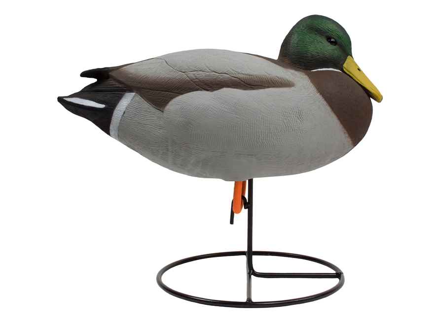 Tanglefree Pro Series Full Body Mallard Rester and Sleeper Combo Duck Decoy Pack of 4