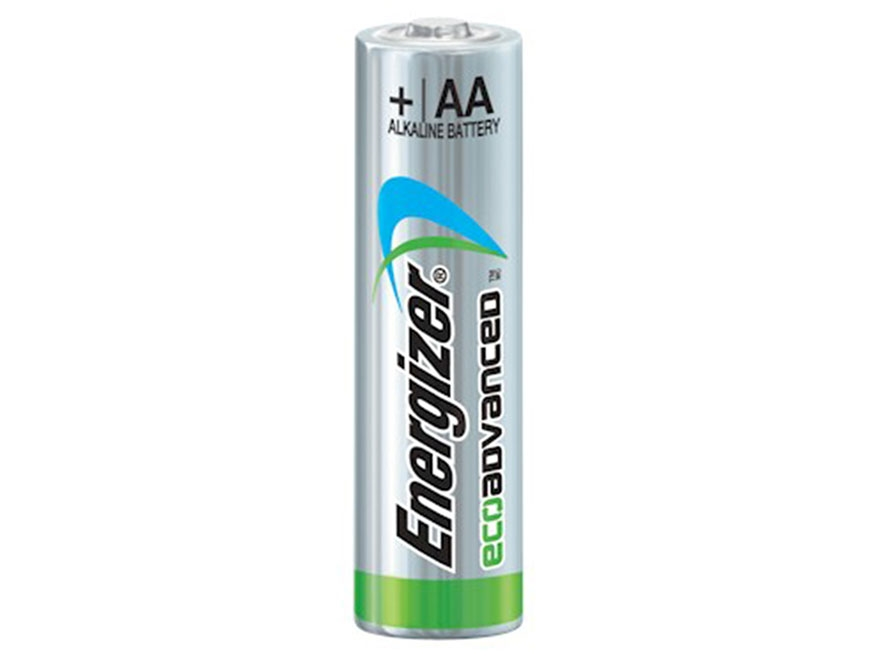 Energizer Battery AA Eco Advanced 1.5 Volt Alkaline