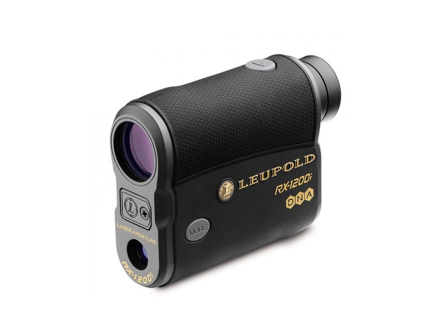 Leupold RX-1200i Compact Digital Laser Rangefinder 6x Black