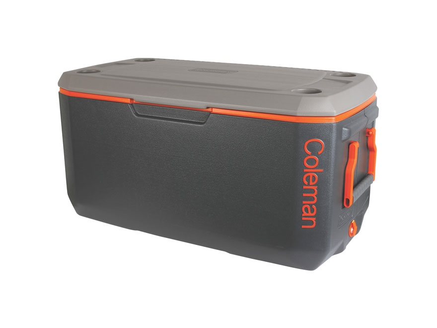 Coleman Xtreme 6 120 Qt Cooler Polymer Gray