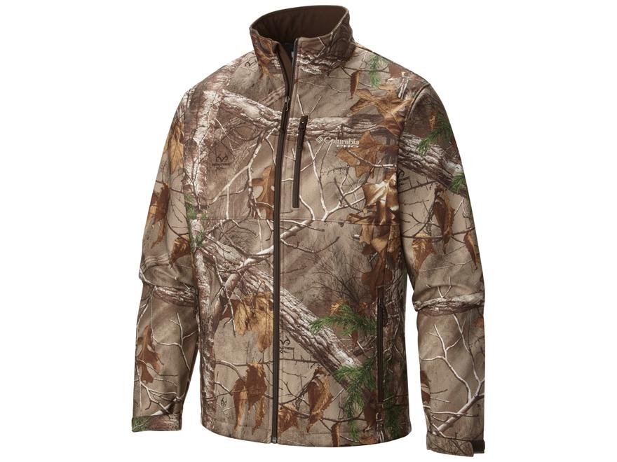 Columbia Men's PHG Ascender Softshell Jacket Polyester