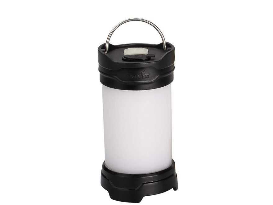 Fenix CL25R Lantern with USB Rechargeable 2600 mAh Li-ion Battery Polymer Black