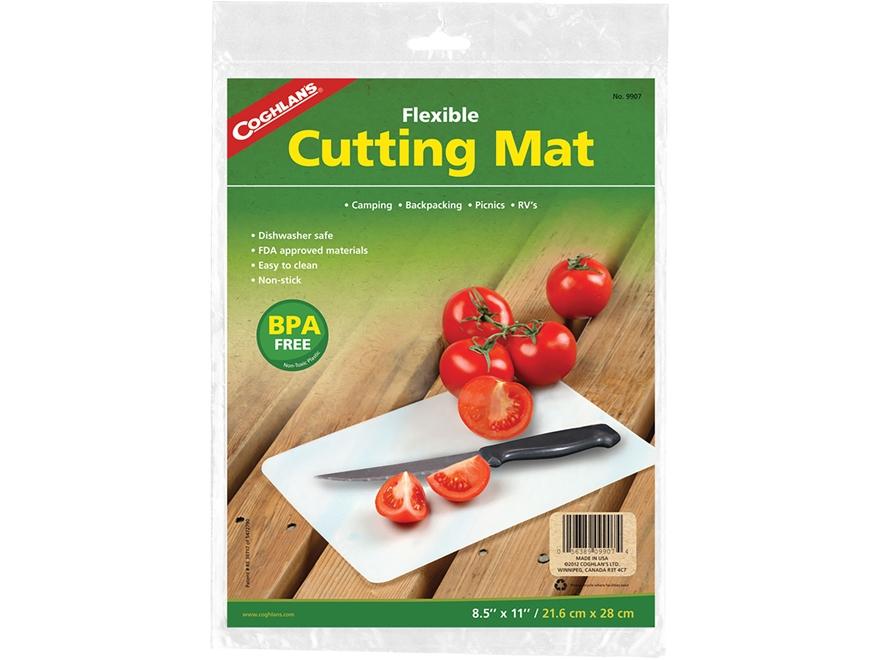 Coghlan's Flexible Cutting Mat Plastic White