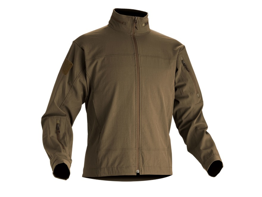 Wild Things Tactical Lightweight Soft Shell Jacket Coyote Large
