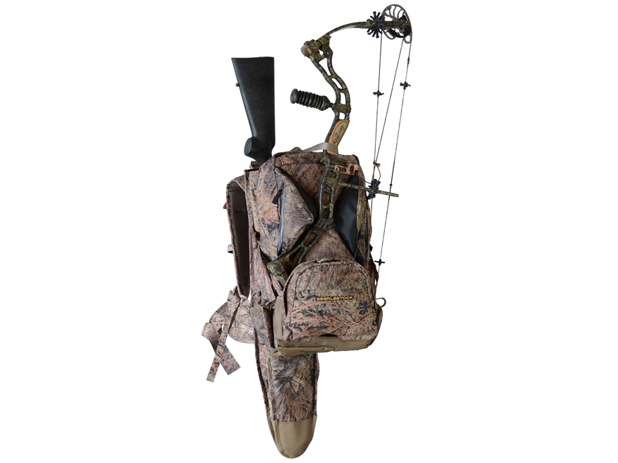 Eberlestock X1 Backpack NT-7 and Nylon Mossy Oak Brush Camo
