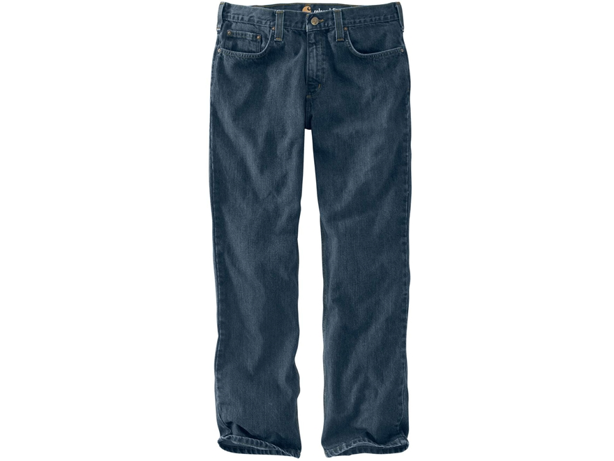 Carhartt Men's Relaxed Fit Holter Jeans Cotton/Poly