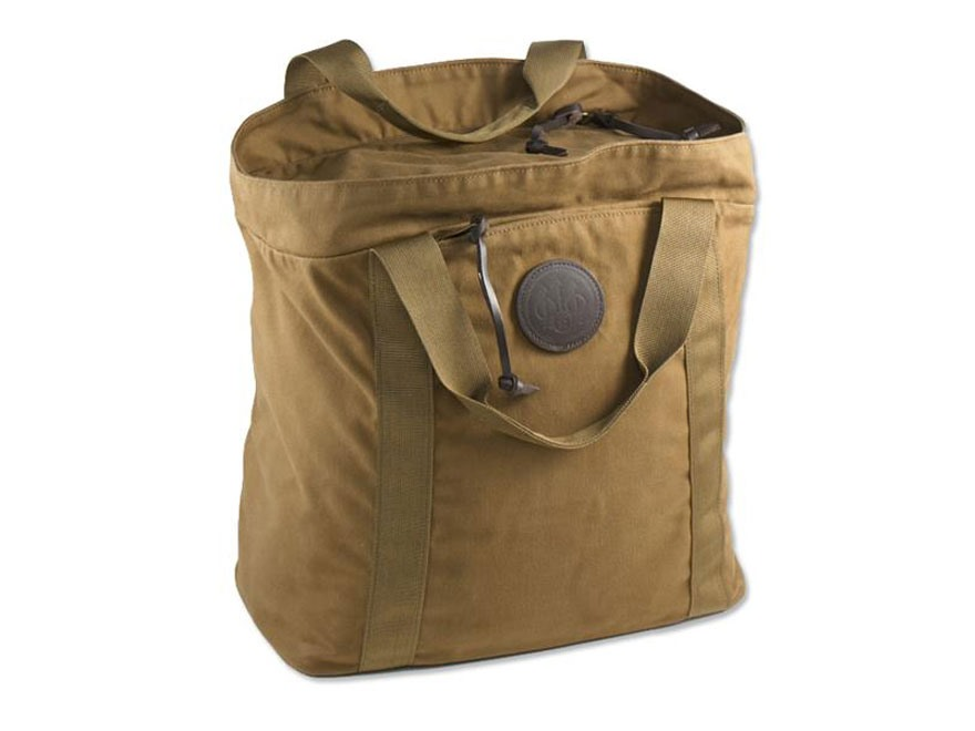 Beretta Waxwear Large Tote Bag 6 Box Range Bag Waxed Cotton