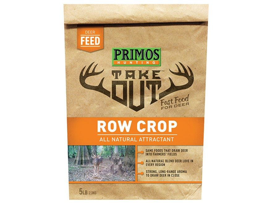 Primos Take Out Row Crop Deer Attractant 5 lb Bag