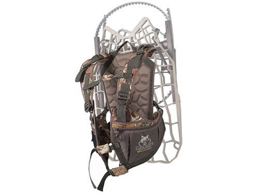 Lone Wolf The Wolf Pack Treestand Carry Vest Polyester