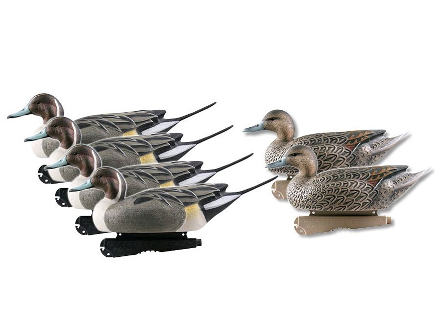 GHG Over-Size Pintail Duck Decoy Pack of 6