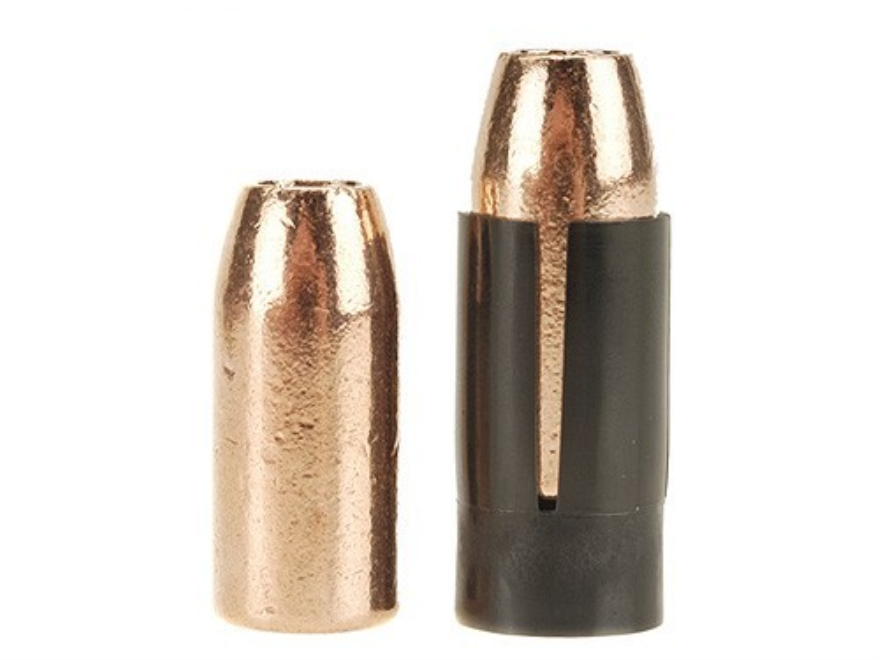 Barnes Expander Muzzleloading Bullets 50 Caliber Sabot with 45 Caliber 300 Grain Hollow...