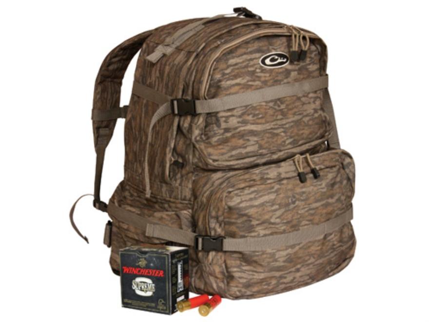 Drake Deluxe Walk-In Backpack Nylon