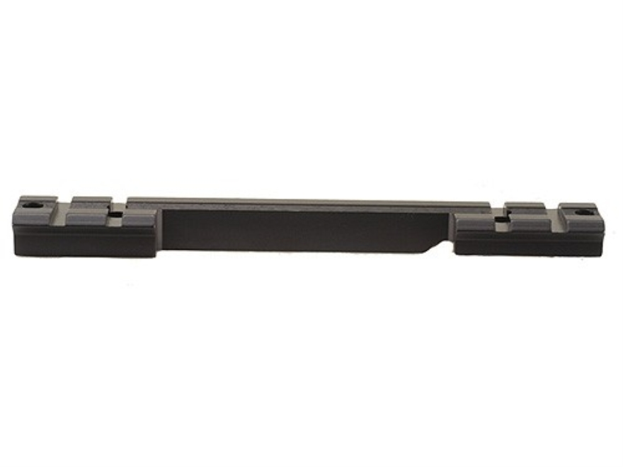 Ironsighter 1-Piece Weaver-Style Scope Base Savage 10 Through 16 Flat Rear Short Action