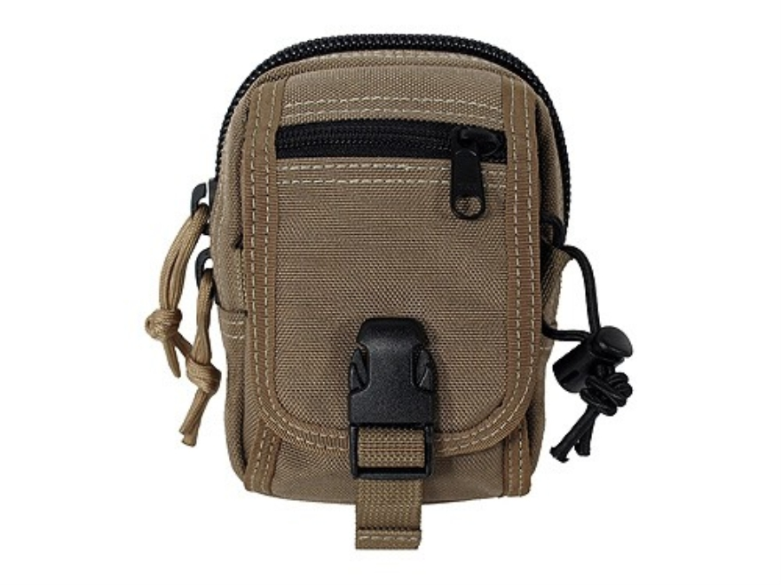 Maxpedition M-1 Waistpack Accessory Pouch Nylon Khaki