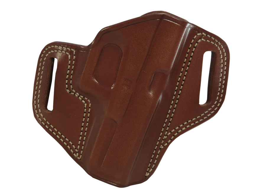 Galco Combat Master Belt Holster Right Hand CZ 75B Leather