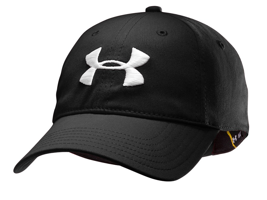 Under Armour Classic Outdoor Snapback Cap Synthetic Blend Black