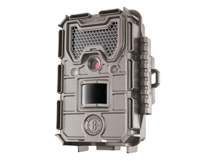 Bushnell Trophy Cam Essential E3 HD Low Glow Game Camera 16 Megapixel Tan