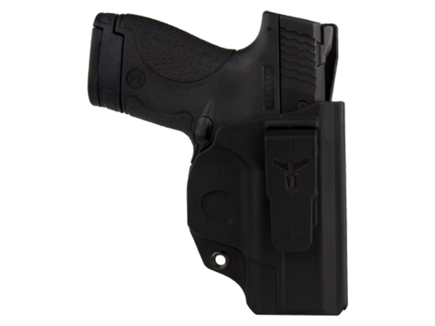 Blade-Tech Klipt Appendix Inside the Waistband Holster Right Hand S&W Bodyguard 380 wit...
