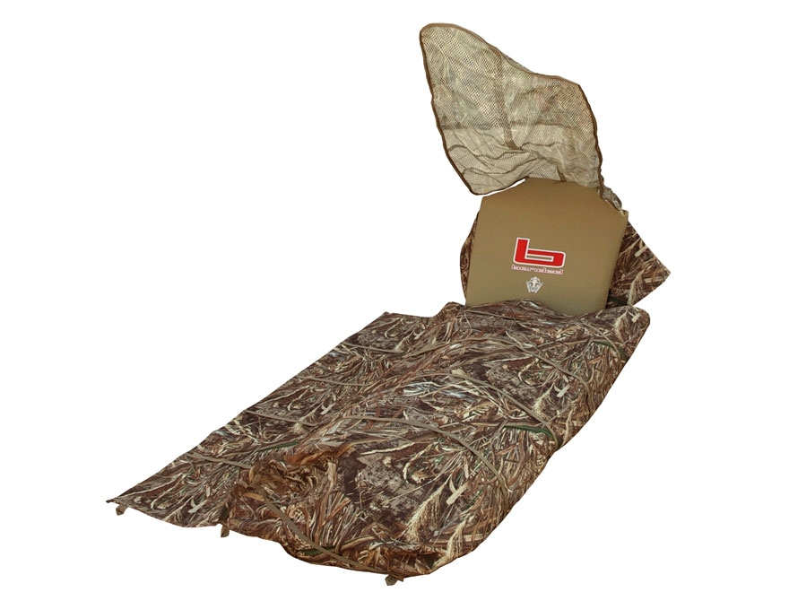 Banded Keyhole Layout Blind Max-5 Camo