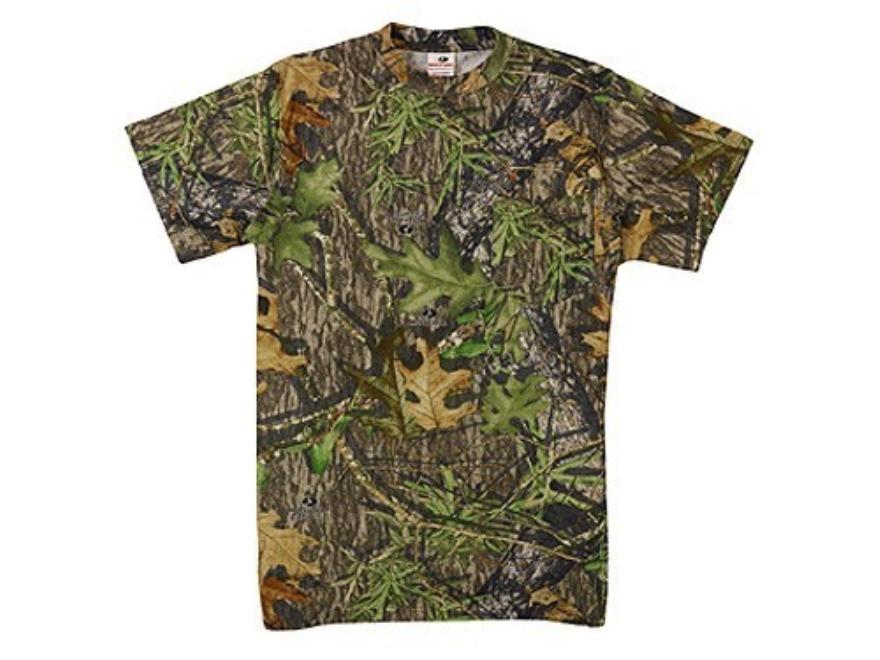 Russell Outdoors Men's Explorer T-Shirt Short Sleeve Cotton