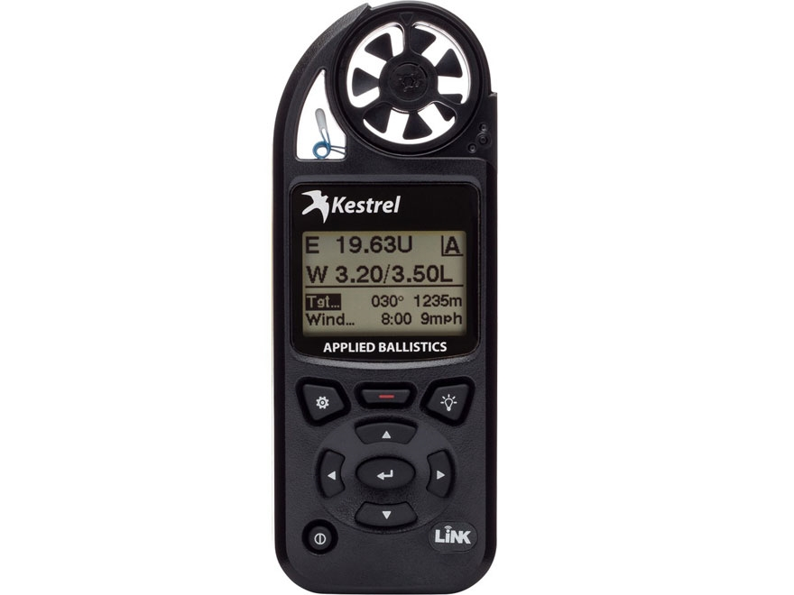 Kestrel 5700 Elite Hand Held Weather Meter with Applied Ballistics