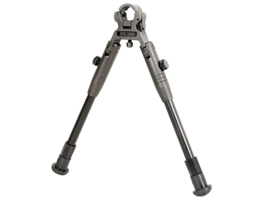 "GMG Universal Bipod Barrel Mount 9"" to 11"" Black"