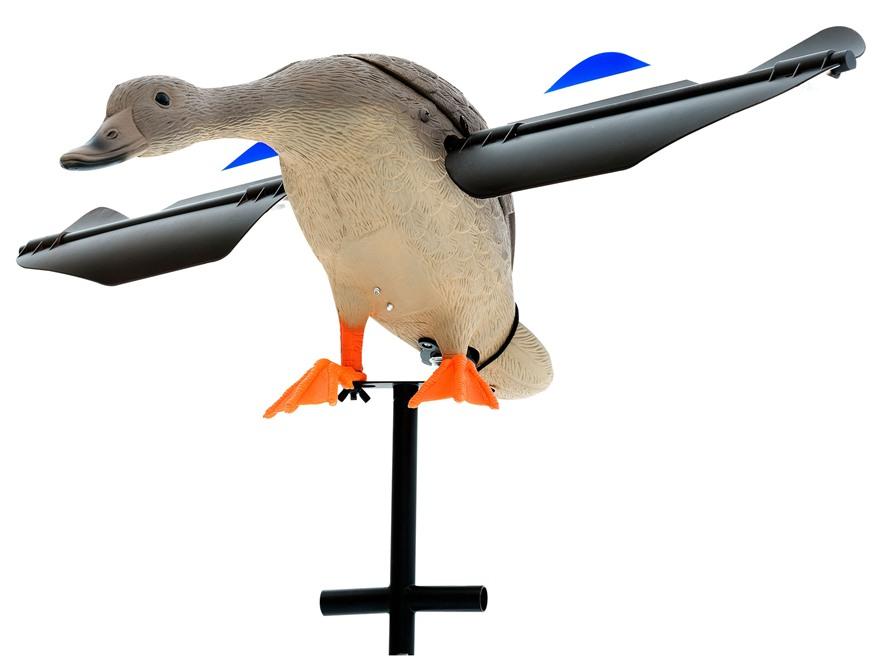 Lucky Duck Super Lucky Motion Duck Decoy