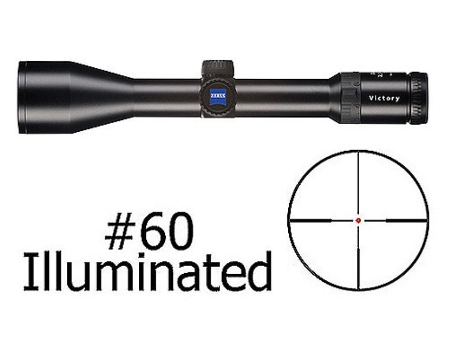 Zeiss Diavari VM/V Rifle Scope 30mm Tube 2.5-10x 50mm First Focal Illuminated #60 Retic...