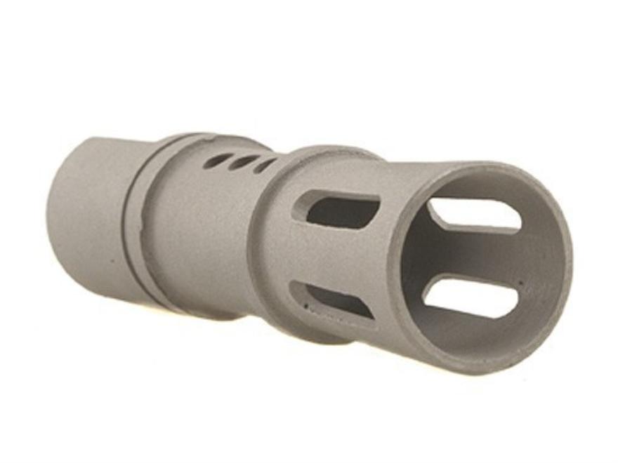 John Masen Black Warrior Muzzle Brake Ruger 10/22 Steel