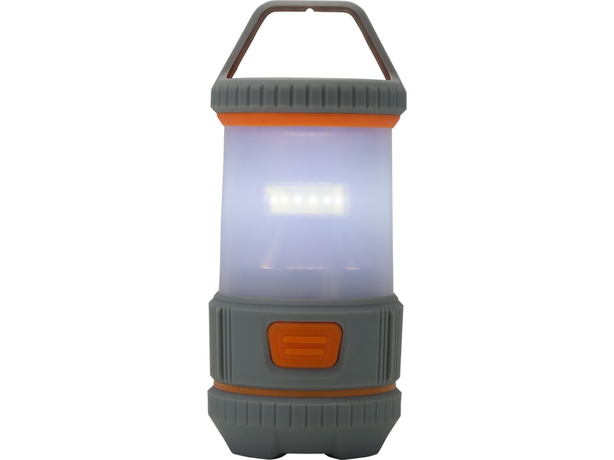 UST 14 Day LED Lantern Requires 4 AA Batteries ABS Plastic Gray