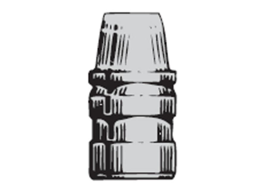 Saeco 3-Cavity Bullet Mold #388 38 Special, 357 Magnum (358 Diameter) 158 Grain Semi-Wa...