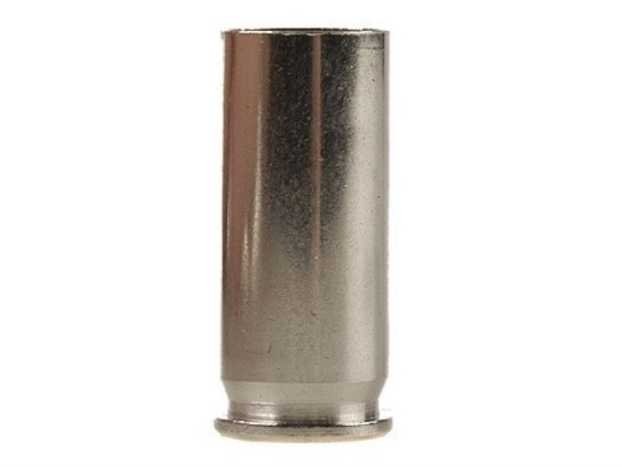 Remington Reloading Brass 38 Super +P Nickel Plated Primed
