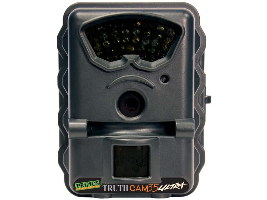 Primos Ultra 35 Infrared Game Camera 4.0 Megapixel  Green