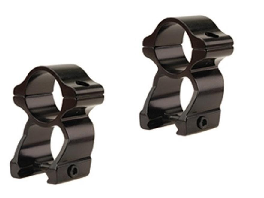 "Leupold 1"" Detachable Rifleman See-Thru Rings Weaver-Style"