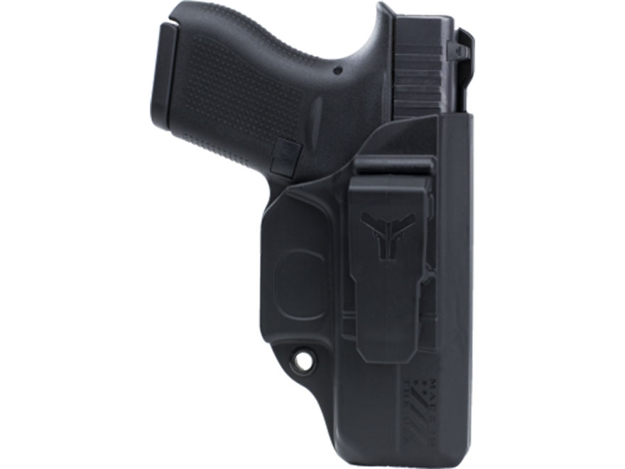 Blade-Tech Klipt Appendix Inside the Waistband Holster Right Hand Glock 42 Polymer Black